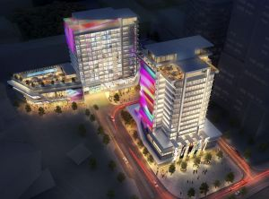 An artist's impression of Minor Group's planned $110 million development in Perth.