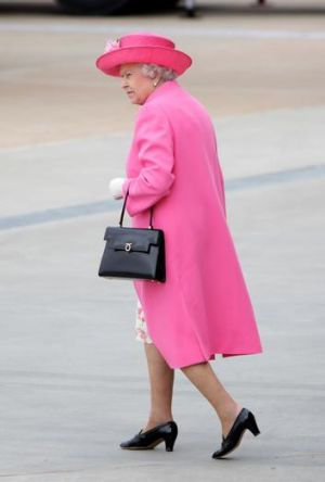Lots of people have colourful histories but don't know it. The Queen knows hers, and so does everyone else.