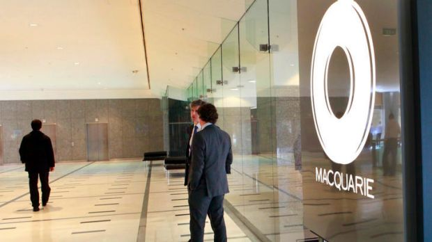 Macquarie is moving out of but staying close to No. 1 Martin Place.