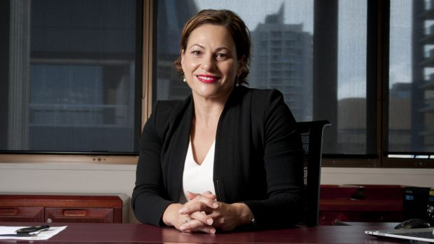 Deputy Premier Jackie Trad will decide within weeks whether to call in a development application for Brisbane's new ...