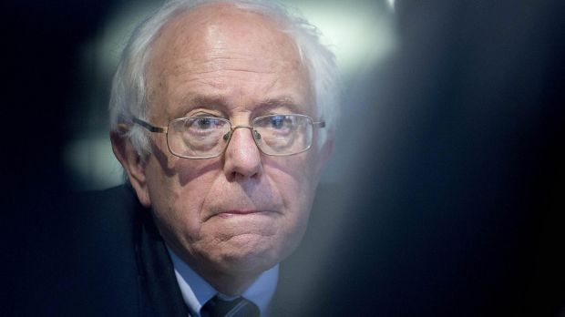 Senator Bernie Sanders has made fighting inequality a centrepiece of his campaign to win the Democratic Party ...