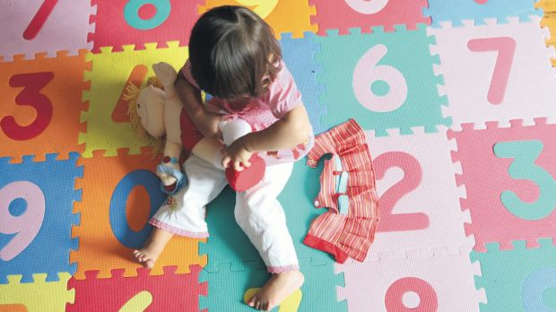 Researchers have found that children who are heavy users of childcare centres are more ready for school, but face social ...