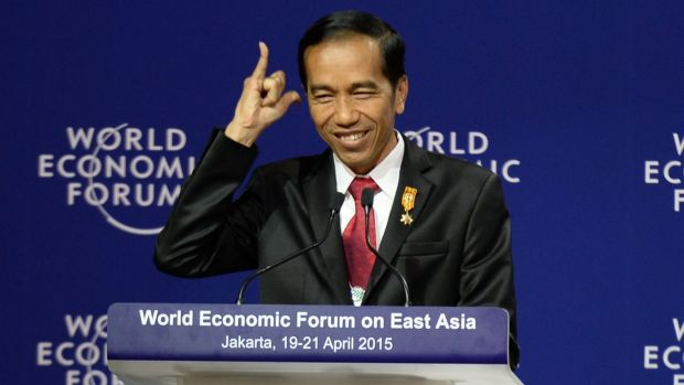 "Indonesian President Joko Widodo has repeated claimed the death penalty for drug felons is a necessary ""shock therapy"" ..."