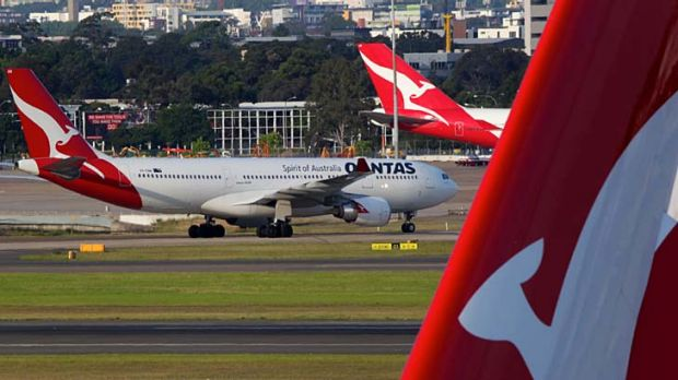 public reactions to the qantas grounding