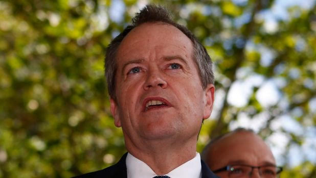 Bill Shorten says a future Labor government would wind back super tax concessions for the wealthy.