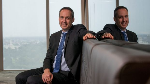 South32 CEO Graham Kerr says the company is committed to an investment grade credit rating.