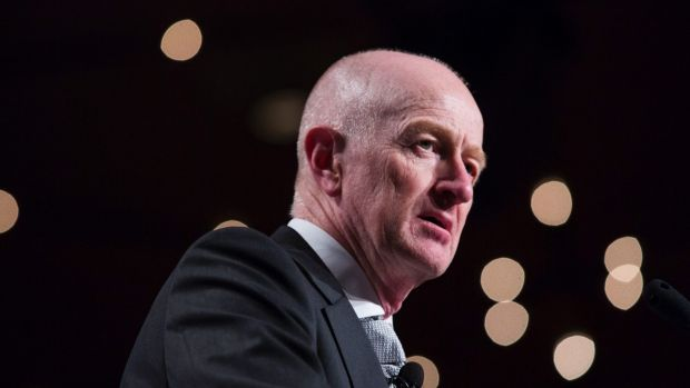 Stuttering population growth is a headache for RBA governor Glenn Stevens.
