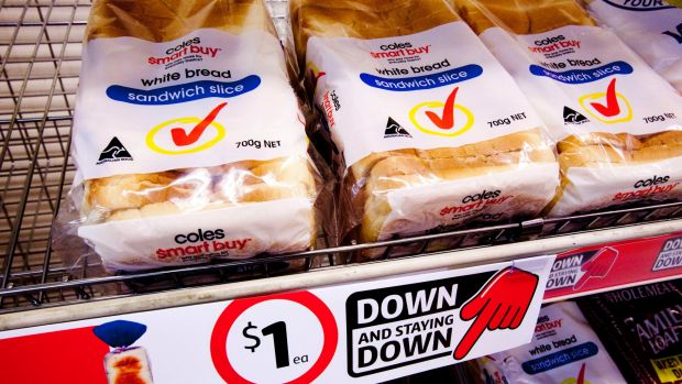 George Weston Says Bread Prices Unsustainable