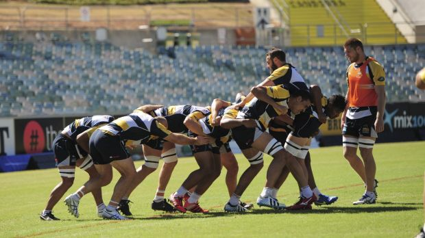 The Brumbies want referees to clamp down on the way the maul is defended.