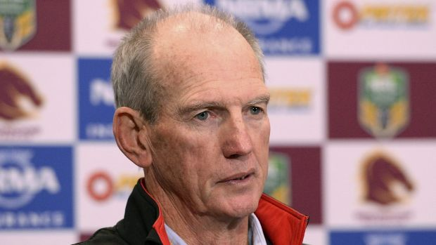 Wayne Bennett says the club supports Francis Molo.