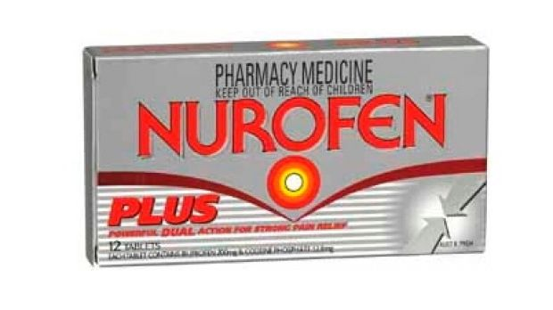 Popular pills such as Nurofen Plus will become more difficult to obtain.