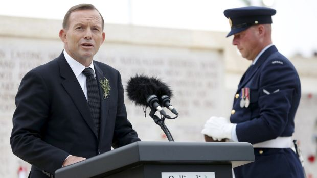 Tony Abbott has reassured family members of Australians missing after an earthquake in Nepal.