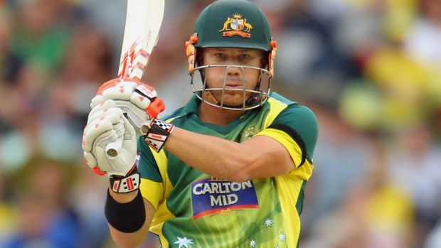 Marquee attraction: Australian batsman David Warner.