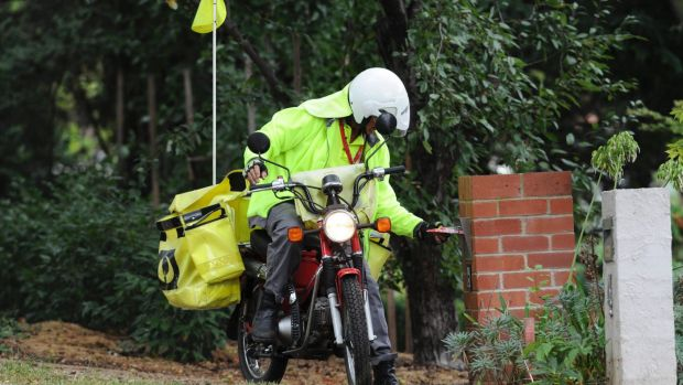 Australia Post has refused to release its complaints data for WA.