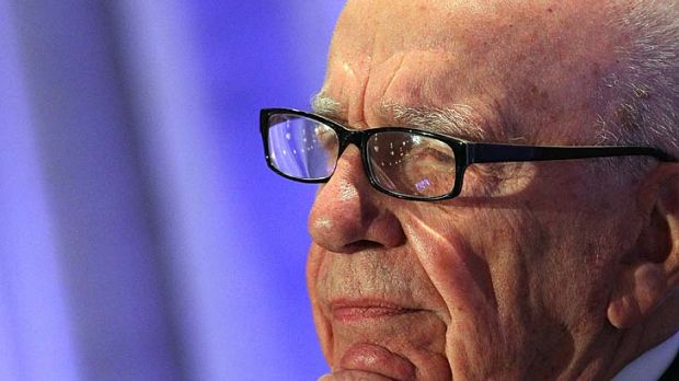 Nightmare ... All Rupert Murdoch and his News International staff can do is wait and see how bad it gets.