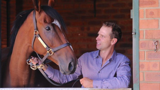 Canberra trainer Mattew Dale is heading to the Oakleigh Plate first-up with Fell Swoop.