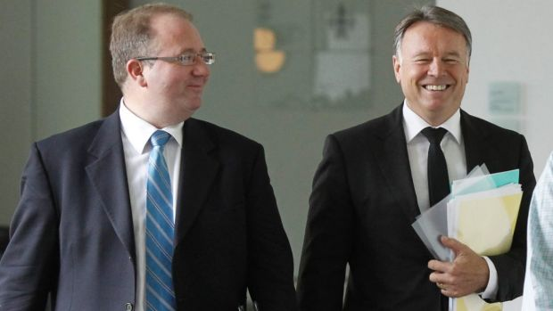 David Feeney and Joel Fitzgibbon.