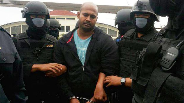 """This is the man you ordered to die"": Myuran's mother Raji Sukumaran's personal message to Indonesian President Joko Wododo."