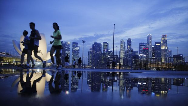 Thanks to Singapore's low tax rates and other tax incentives aimed at luring businesses, companies sent $55.1 billion to ...