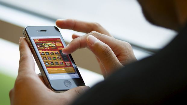 Loophole: Live sport bets can be made via mobile phones.