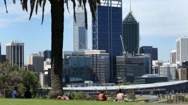 Kings Park is one of Perth's most obvious royal-named landmarks.