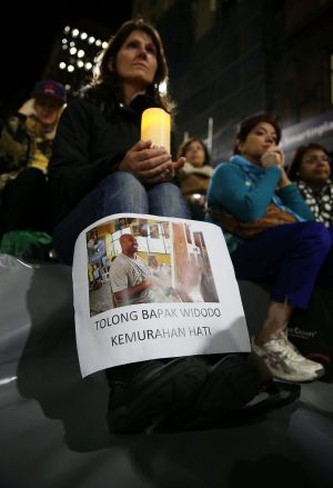 Vigils for Chan and Sukumaran were held all across Australia.