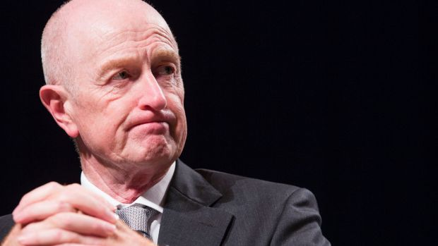 Governor Glenn Stevens told a parliamentary hearing on Friday morning that Australia had managed to survive the mining ...