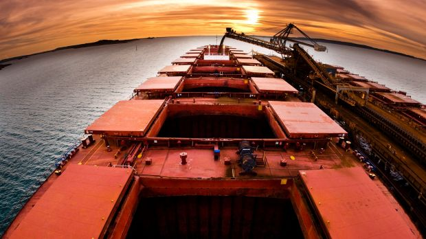 Slumping prices for exports are likely to punch fresh holes into the federal government's revenue expectations and cruel ...