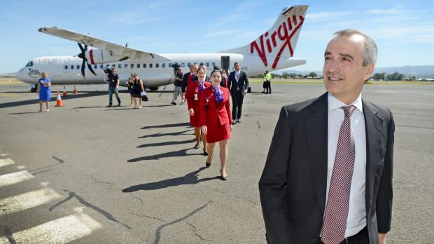 Virgin Australia chief John Borghetti says relatively simple changes to legislation could lead to major benefits for ...