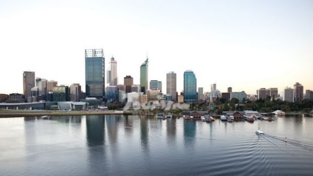 Land of opportunity: Property developers are trying to drum up interest for WA from Asian buyers.
