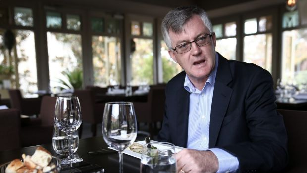 Dr Martin Parkinson, former Secretary of the Department of the Treasury.