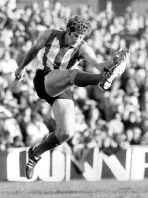 Gary Farrant North Melbourne premiership player Gary Farrant grateful for