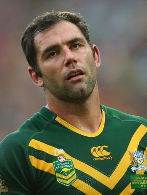 Trouble with the Kiwis: Cameron Smith.