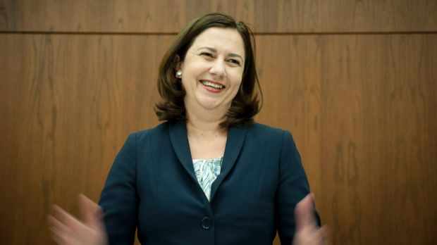 """The first """"real"""" session of parliament will begin for Premier Annastacia Palaszczuk today."""
