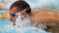 Ian Thorpe back and in a final (Video Thumbnail)