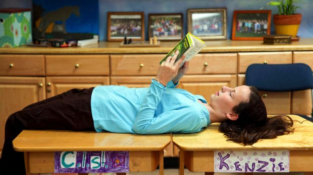 The Waldorf School in Los Altos, California uses methods in the students' education that are the extreme opposite of ...