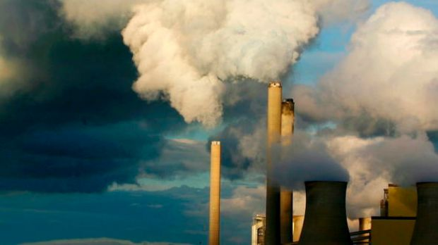 Just 4 per cent of companies told the survey that carbon pricing was a high risk to their business.