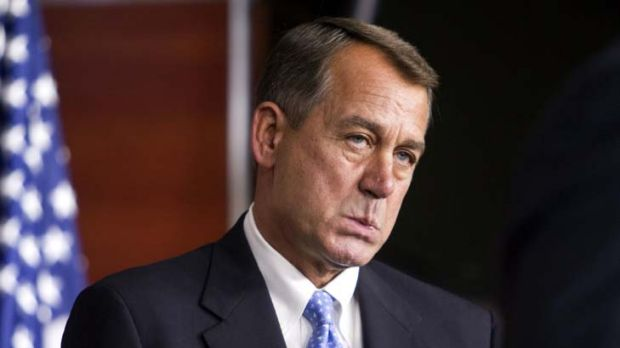 """You're going to ... increase taxes on the people we're hoping will ... create jobs"" ... John Boehner."