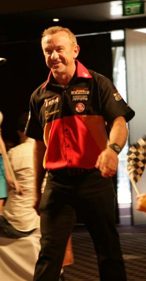 Russell Ingall.