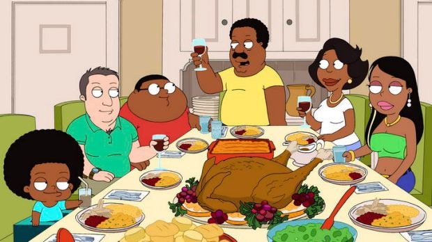 <i>The Cleveland Show</i> and <i>The Simpsons</i> present two very different framings of Halloween.