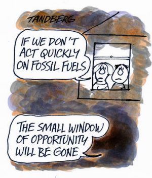 Illustration: RonTandberg.