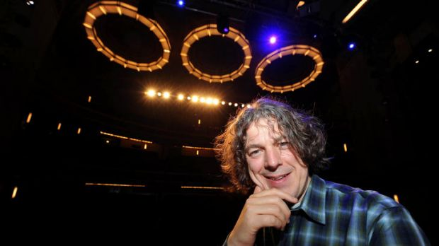 Alan Davies seems to be one of the busiest men in Britain.