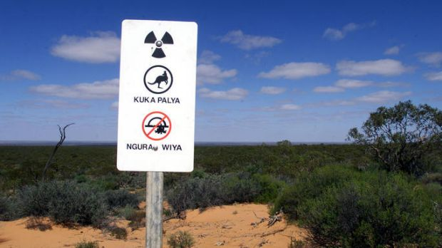 The Australian government is continuing to support remediation work at the former British nuclear weapons test site.