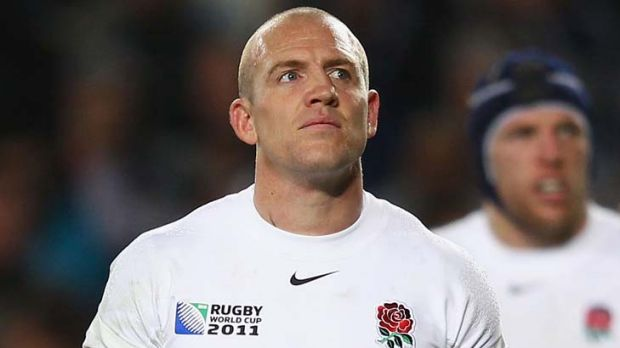 Feeling like he has been made a scapegoat ... Mike Tindall.
