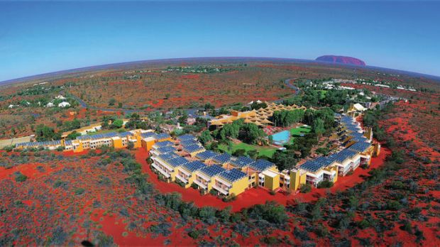 Dawn Casey has been accused of making comments that have devalued Indigenous Land Corporation asset the Ayers Rock Resort.