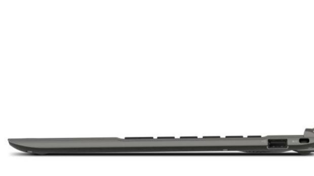 Toshiba Satellite Z830 ultrabook.