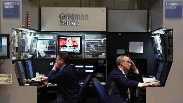 """Goldman Sachs """"callously rips off its clients"""", says a departing executive."""