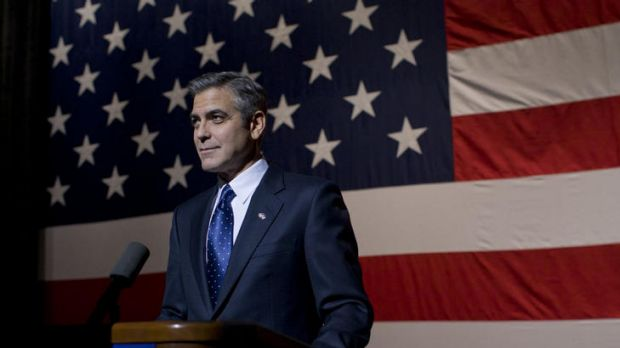 Clooney takes time out to run for President in <i>Ides of March</i>