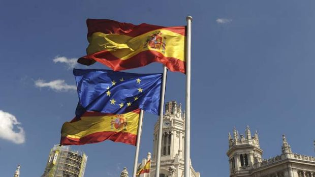 Spain ... has been in trouble since the global financial crisis of 2008.