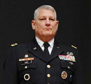 """""""This is not like another organisation where if you take the top guy out somebody else can step in"""" ... US General ..."""